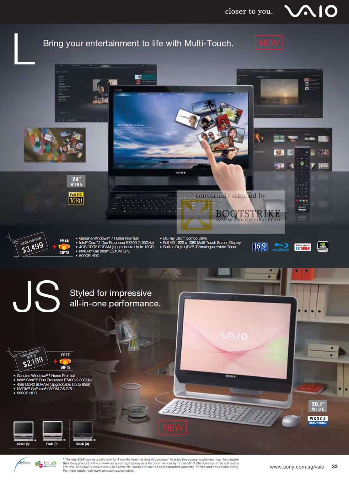 promotion strategy used by sony to promote vaio c series essay Discover a wide range of high quality products from sony and the technology behind them, get instant access to our store and entertainment network.