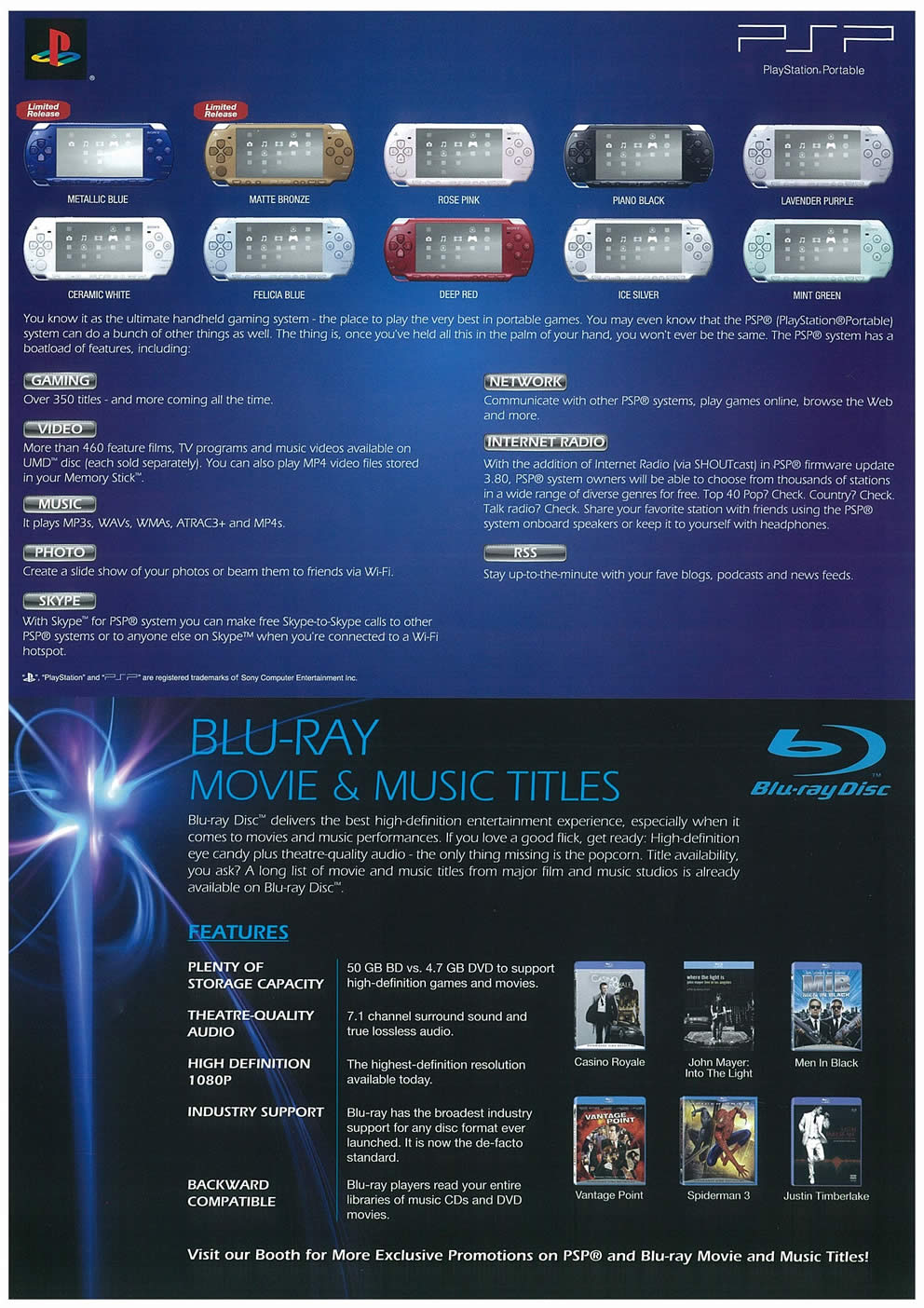 Comex 2008 price list image brochure of Sony Page 2