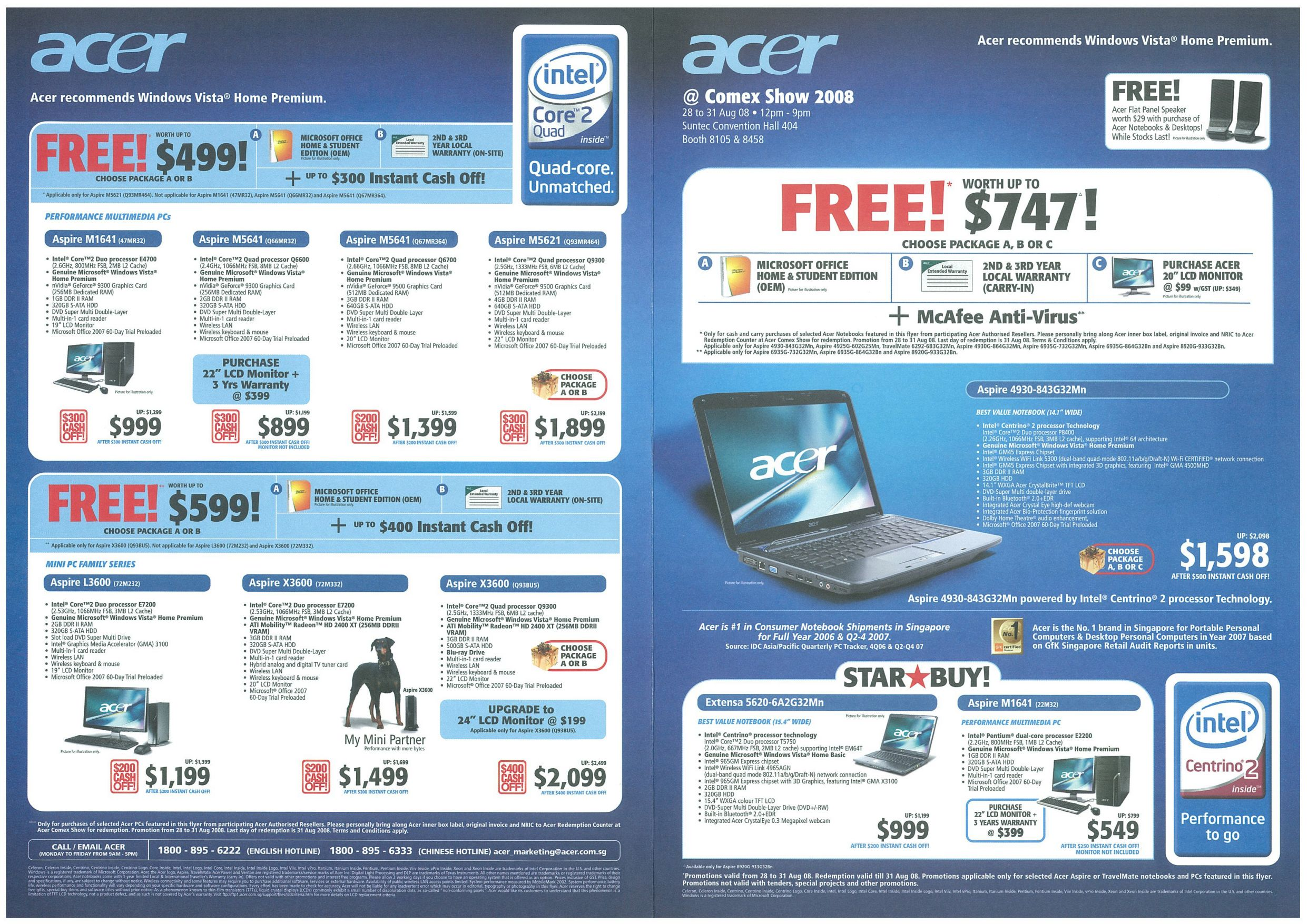 Comex 2008 price list image brochure of Acer Notebooks.pdf 01