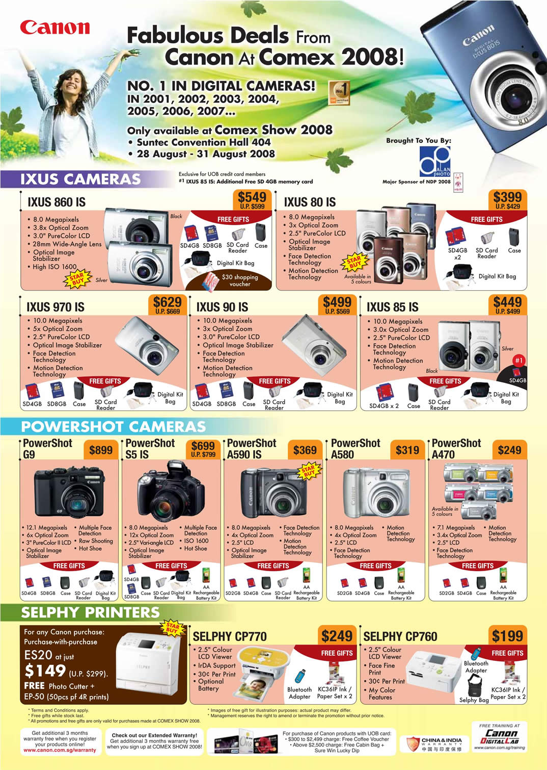 Comex 2008 price list image brochure of Canon Ixus-ps Camera.pdf1