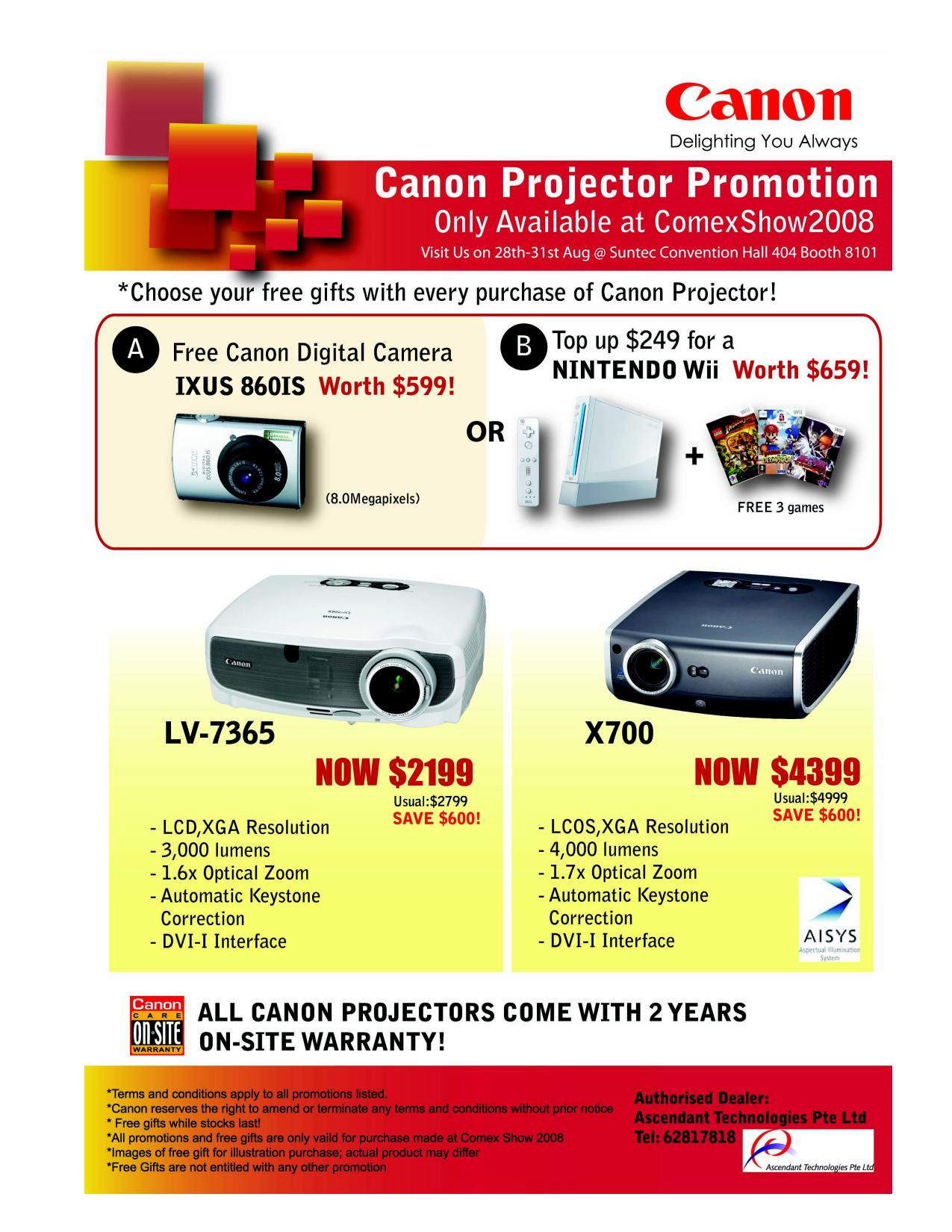 Comex 2008 price list image brochure of Canon Projector.pdf 02