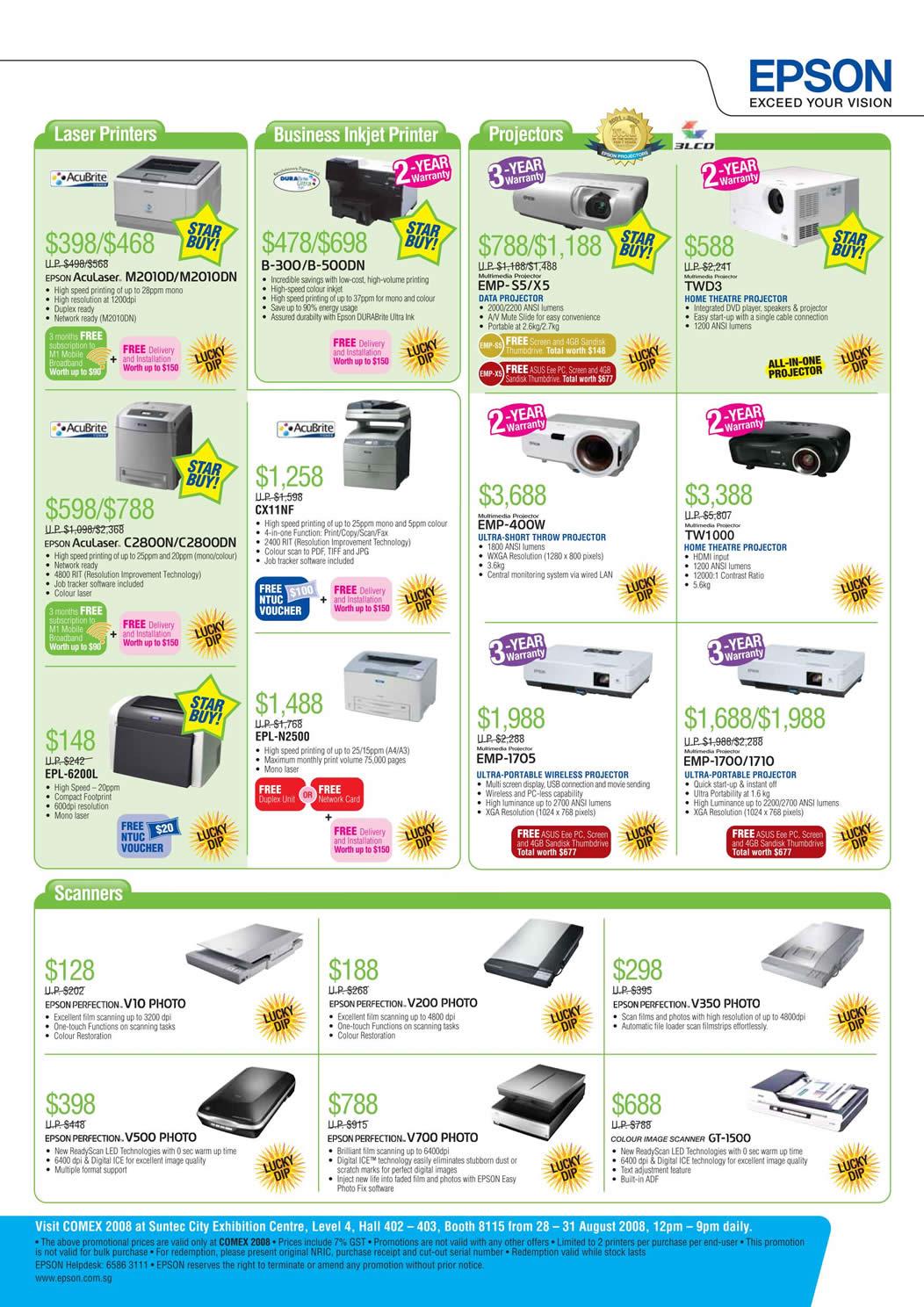 Comex 2008 price list image brochure of Epson Comex2008.pdf 02