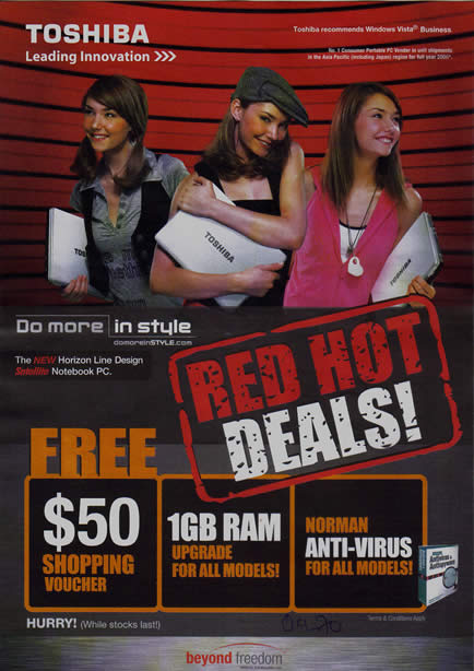 Comex 2008 price list image brochure of Toshiba Notebooks Maayub15toshiba 43de01b98d B
