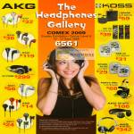 AKG Koss Headphones