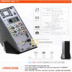 AOCOS HD 100 Media Player Specifications