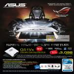 ASUS Gaming Notebook G51Vx