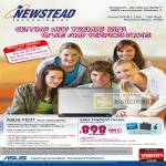 Notebook AMD Athlon Neo F83T Student Offer