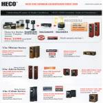 Heco Speakers Metas Aleva Celan Victa