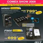 Tempo Smartphone M900 F900