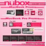 Apple Nubox Macbook Pro