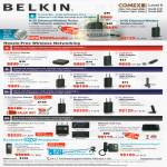 Belkin Wireless Networking Router Adaptor Network USB Hub Skype Phone