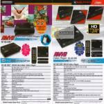 HD-200 HD-220 RMVB Hard Disk Video Media Player