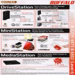 DriveStation MiniStation MediaStation DVD Writer