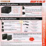 LinkStation AirStation Wireless N Nfiniti Gigabit