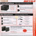 LinkStation AirStation Wireless N Nfiniti Gigabit