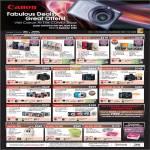 Cameras IXUS PowerShot Selphy Compact Photo Printers