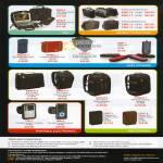 Caselogic Bags DVD Mobile Computing Data Storage Photo Video Electronics