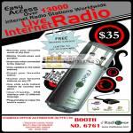 IRadiopop Internet Radio Dongle USB