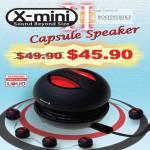 X-Mini Capsule Speaker B6346