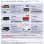 Notebooks Inspiron Mini 10v 14 Studio XPS 16 13