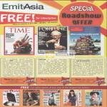 EmitAsia Magazine Subscription Time Fortune Economist