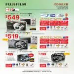 Finepix Digital Cameras F200 F70 S2000 S200