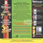 Nano Energizer Ceramic Coating Engine
