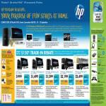 Pavilion Desktop Elite Slimline S5180d S5188d P6190d M9788d M9698d