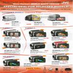 Everio S G HD Camcorders