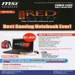 Gaming Notebook GT628