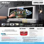 Wind All-In-One Touchscreen PC Top AE1900