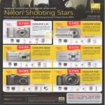 Digital Cameras Coolpix L20 S230 S620 S630 P6000 P90
