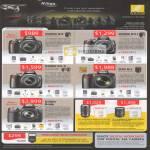 Digital Cameras D3000 D5000 D90 D300