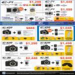 Digital Cameras Pen E-P1 E-450 E-620 E-30