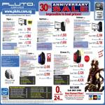 Pluto Desktop Gaming Viper Xtreme Optimax Ultimax