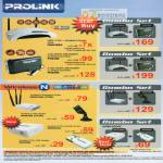 Prolink 35G Wireless N Router HSDPA USB Modem Adaptor