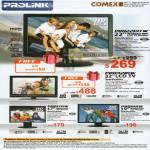 Prolink LCD TV Monitor