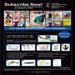 SPH Magazines HWM Seventeen GameAxis HWM Female