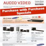 Audio Video Hifi Room Micro