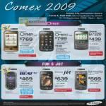 Mobile Phones Omnia II B7320 Beat Jet Ultra