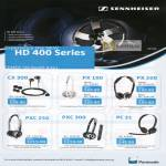Headphones HD400 CX300 PX100 PX200 PXC250 PXC300 PC31