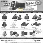 Gigaset VoIP Dect Phones
