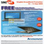 Singnet Broadband Lenovo IdeaPad S10-2 Netbook U350 Notebook