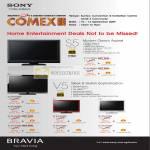 Bravia TV S5 KLV 40S440A 32S550A V5 KDL 52V5500