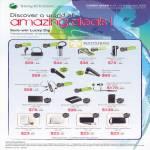 Ericsson Accessories Bluetooth Car Speakerphone Pouch