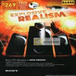 PC Speakers SRS-DB500