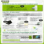 Mobile Broadband MaxMobile Elite Gateway LT20 LG Mini X120