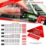 Strontium RAM DDR DDR2 DDR3 SO DIMM Trade In