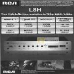 L8H HDMI Real HD RCA Media Player