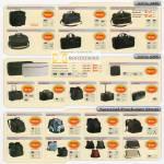 Corporate Traveller Vertical Roller Case Backpack Messenger